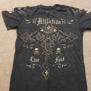 Affliction short sleeve Tshirt